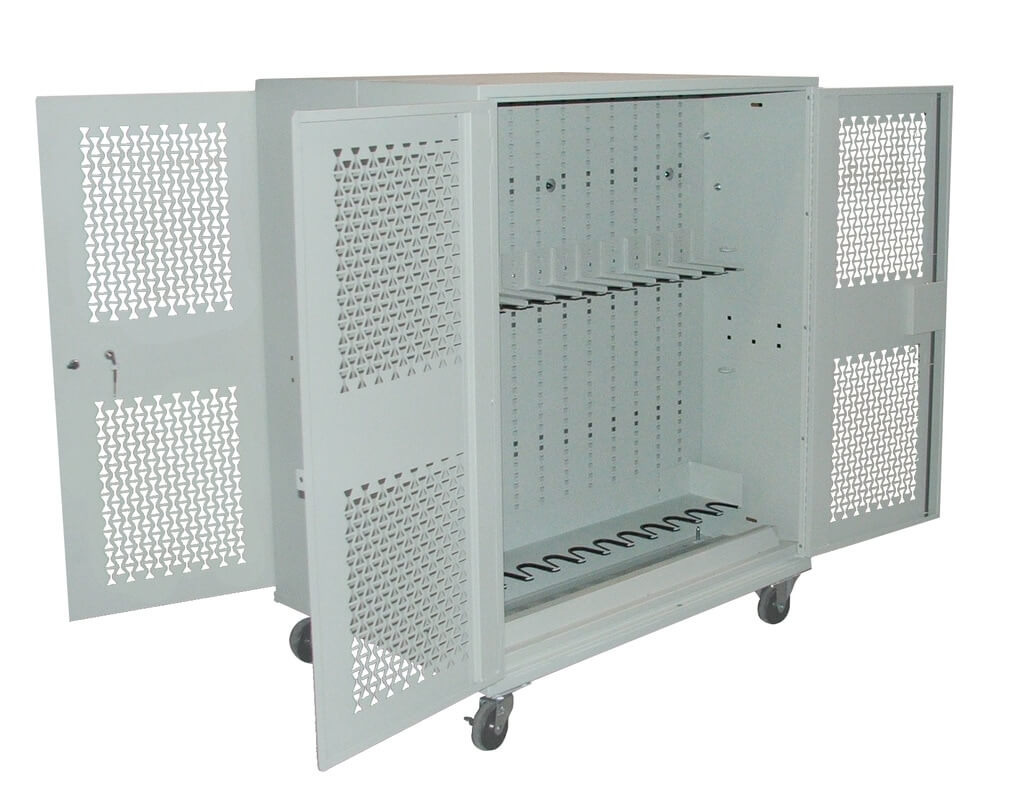 Mobilized Weapon Racks M1 Secure Storage