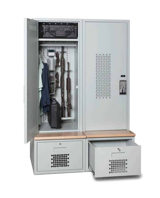 Tactical Locker M1 Secure Storage